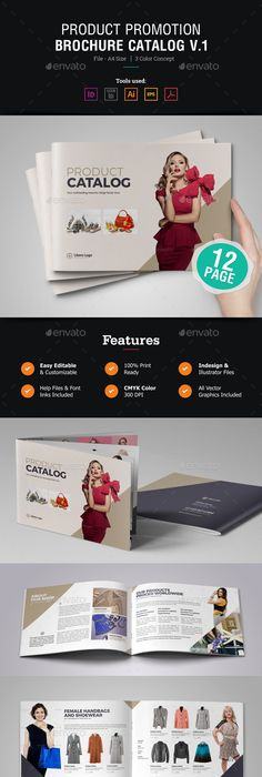 Food Catering Company Flyer  Brochure Template Design By
