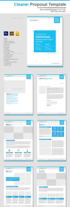 Creative Invoice  Proposal Template Designs  Template