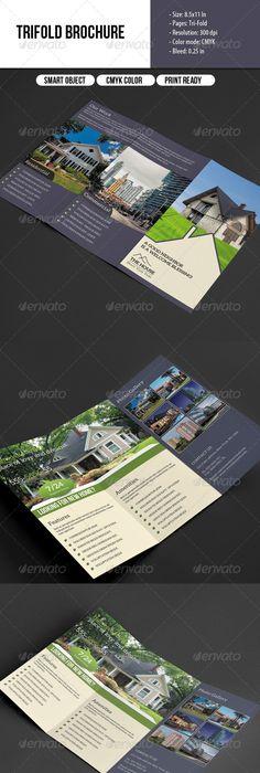 Sneak peak inside of the new brochure for IT solutions company