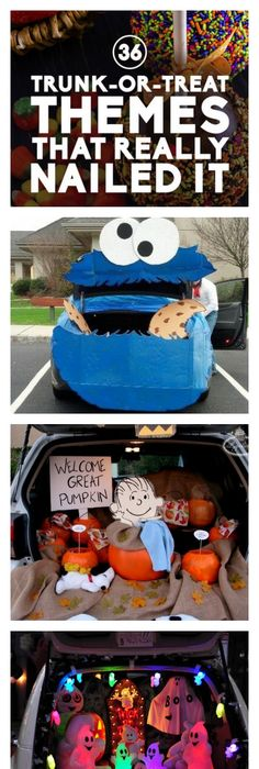 It about a zoo Cars Pinterest Zoos - halloween decorated cars