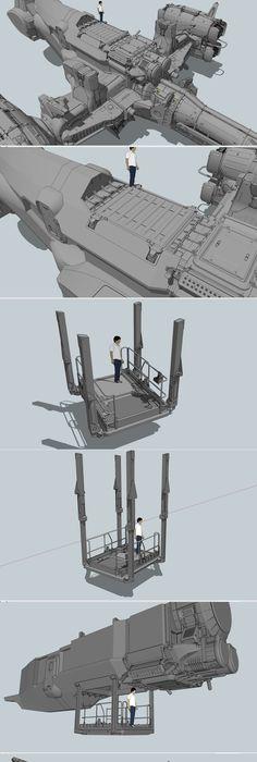 Cherenkov radiation Stylish concept