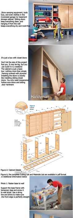 Flexible Garage Wall Storage | Art shows | Pinterest | Garage wall storage Garage walls and Wall storage & Flexible Garage Wall Storage | Art shows | Pinterest | Garage wall ...
