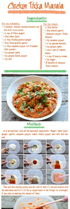 Quick chicken tikka masala this is a must have recipe restaurant tikki masala swap the sugar in this recipe to raw honey or a little maple syrup for it to be paleo simple dinner recipes indian forumfinder Images