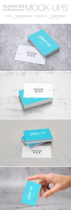 42 psd templates to mockup your business card designs mockup business card mockup 85 x 55 reheart Choice Image
