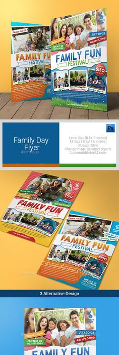 School Open Day Flyer Templates Events Flyers Kids Flyer Print