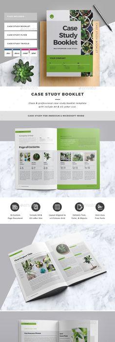 Minimal Interior & Architecture Portfolio Brochure Template ...
