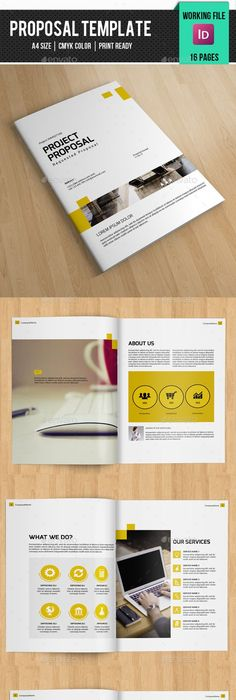 Proposal Layouts Proposal Template Indesign Indddownload Here Httpsgraphicriver .