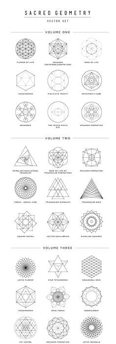 Massive geometry bundle geometric symbols drawing lessons and from the original creator i created this pdf guide and short video to go over a few sacred geometry symbols their names and meanings learn more and ccuart Image collections