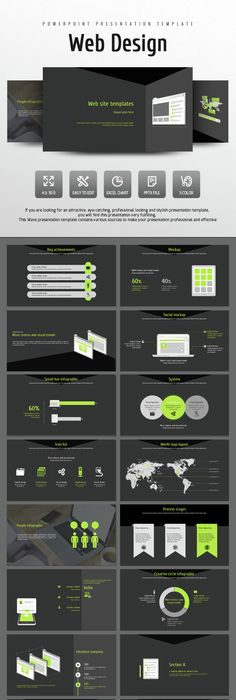 Business infographic business infographic monocle powerpoint web design powerpoint templates toneelgroepblik Choice Image