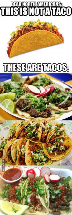 Racial self i am used to eating tacos due to where i am from my grandmother sold tacos in mexico for a living she made me used to tacos tacos are life
