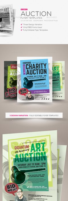 Dozens Of Free Flyer Templates That You Can Download Customize