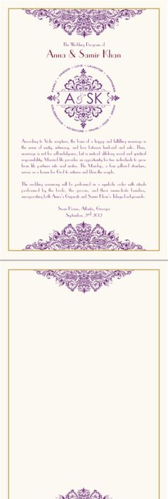 Indian Wedding Invitations The Laila Rustic by starboardpress - fresh invitation card plain
