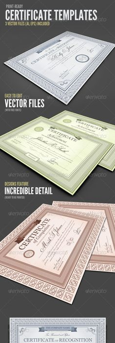 Modern ms word certificate template stationery templates certificate template vector eps vector ai download here httpgraphicriver yadclub Gallery