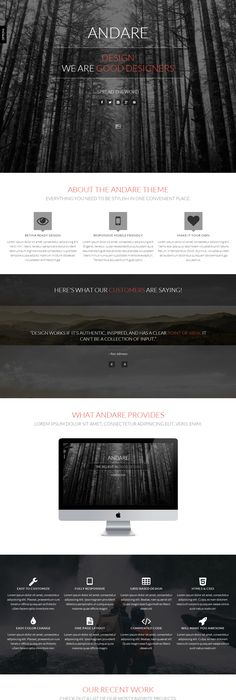 Stag - Portfolio Template for Freelancers and Agencies | Template