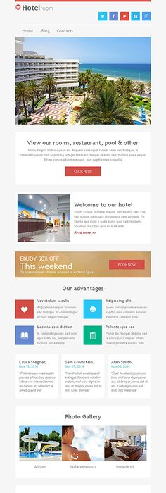 Piscesmail  Email Newsletter Template  Ux Email Design