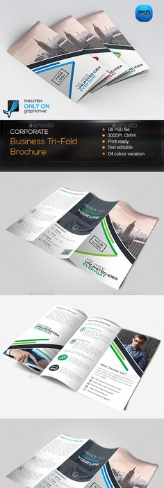 Haweya BiFold Brochure Template Psd Download Here Http