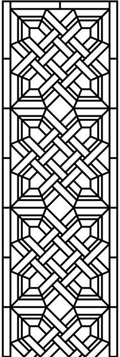 Mosaic Patterns Printable
