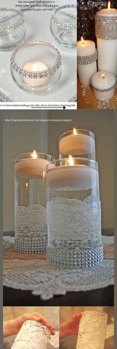 Fresh Floating Candles at Michaels