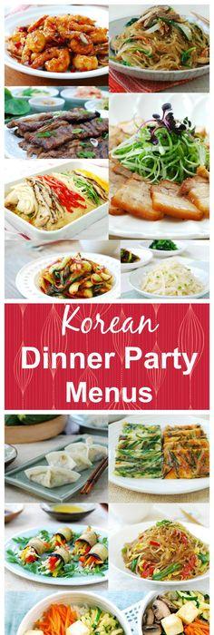One pan korean japchae simply made with glass noodles mushrooms and menus for korean dinner parties korean food recipesvegan forumfinder Gallery