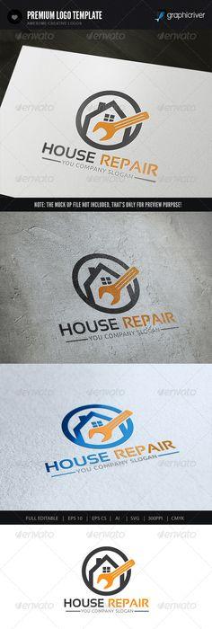 Clean House Logo Template House logos, Clean house and Logo templates - fresh invitation template vector