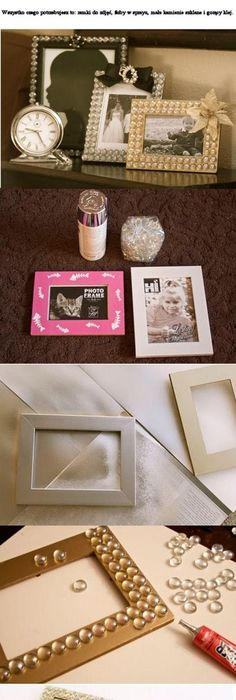 plum and pear: DIY Picture Frame Calendar | Home Decor that I love ...