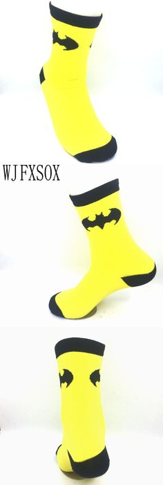 bec456555851 WJFXSOX 1 pairs lot Hot Superman Batman Captain America cartoon odd future  happy socks character