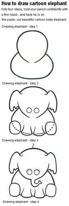 how to draw a cartoon image of yourself
