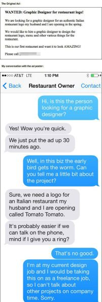 Things You Should Never Say To A Graphic Designer  But