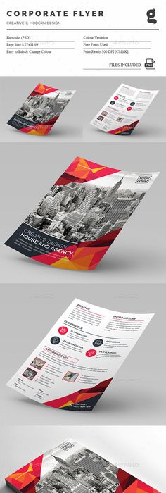 Accounting And Finance Flyer Psd Flyer Template Template And Fonts