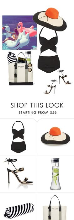 See By Dorothymae Liked On Polyvore Featuring Chiara Ferragni River Island Naomi Campbell