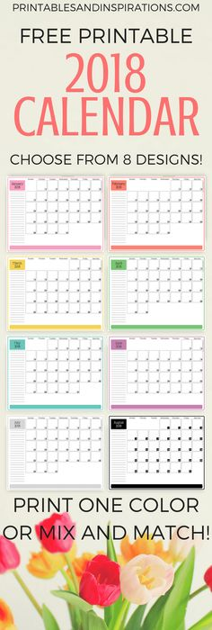 Free Printable Planner   March Calendar With Beautiful