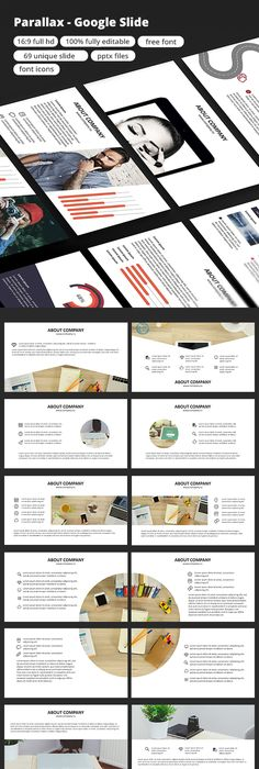ELEVATE Slides Presentation templates, Template and Google
