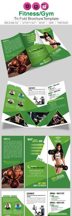Products Catalogs TriFold Brochure Template  Tri Fold Brochure