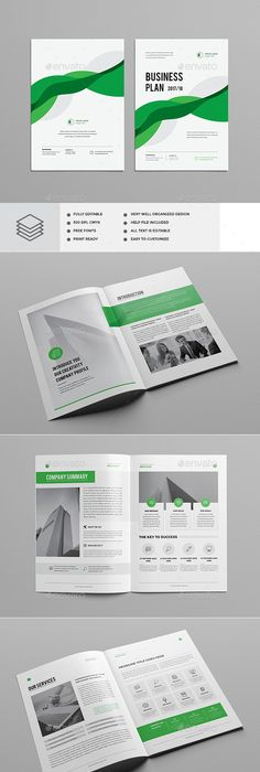 Business Plan Business Planning Proposals And Business Plan Proposal - Indesign business plan template