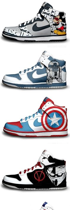 Funny pictures about Awesome Nike Sneakers. Oh, and cool pics about Awesome  Nike Sneakers. Also, Awesome Nike Sneakers photos.
