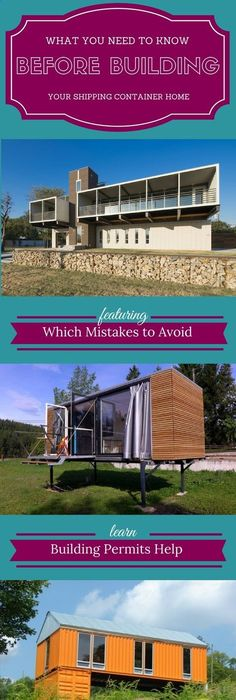 Things You Must Consider When Designing A Container House: Shipping Container Sizes Metric …