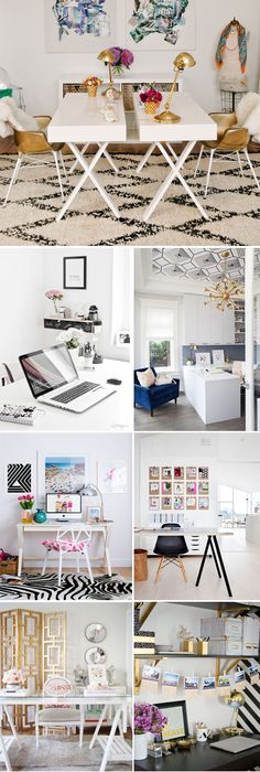 home office design inspiration 55 decorating. 10 Simple And Stylish Home Office Designs Design Inspiration 55 Decorating