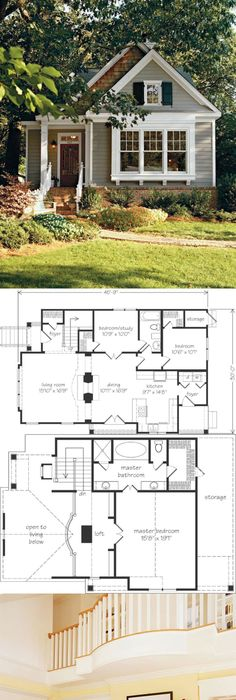 Plan 22468DR Vaulted and Beamed Ceilings Modern ranch, Square