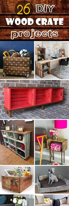 Find Out More Regarding DIY Wooden Crate Concepts.