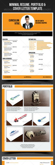 Berin Somay CV (Student Work) Student work, Package design and