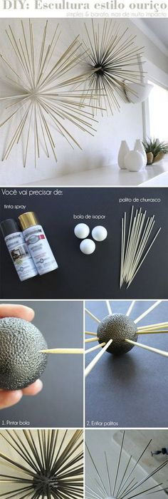 12 Awesome Wall Dcor Ideas To Make Up Your Home Wall decor Walls