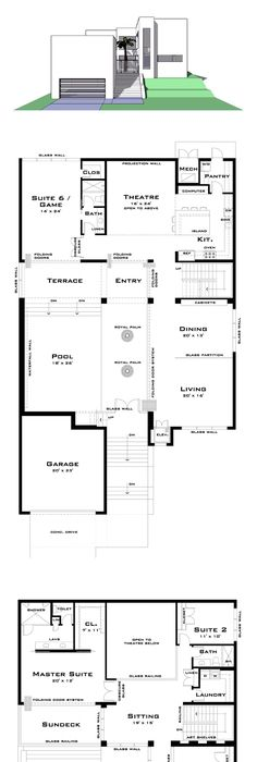 apartment unit plans | modern apartment building plans in 2013 ...