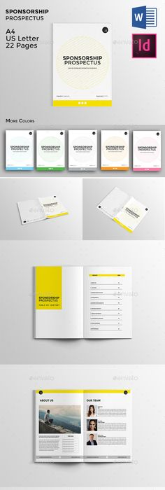 The Business Plan Template InDesign INDD Download Here Http - Business plan template indesign