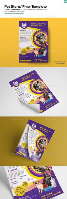 Electrician Flyer Design  Shocking  Biz    Flyer