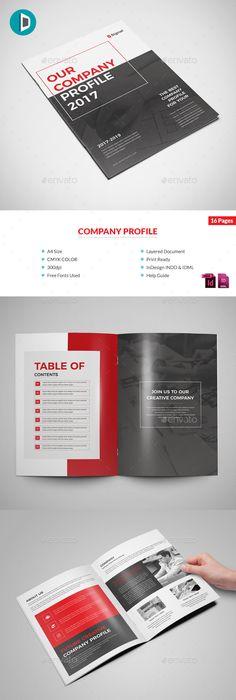 Company Profile  Corporate Brochure Company Profile And Brochures