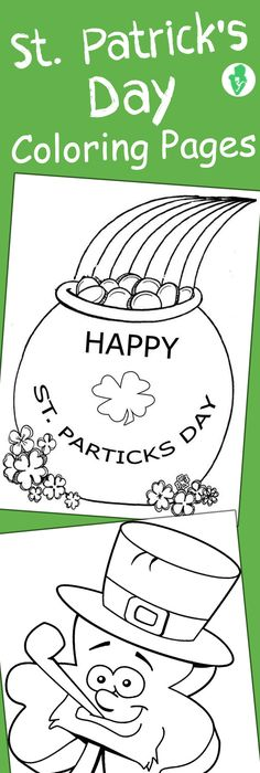 St. Patrick\'s Day Word Search - Free Coloring Pages for Kids ...