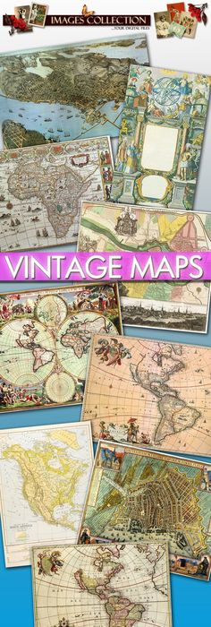 Vintage style Mod Podge map craft Map crafts, Decoupage art and - copy large world map for the wall