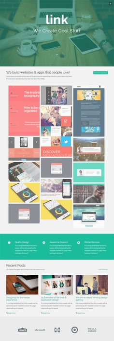 Free Joomla Design Studio Template #webdesign http://www ...