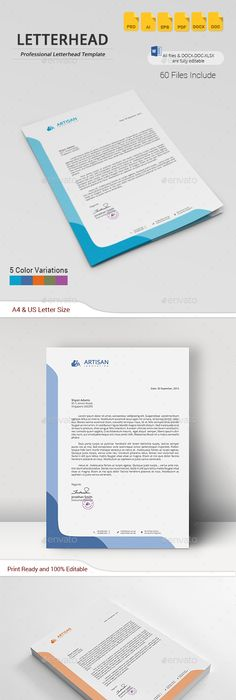 Letterhead psd template landscape company download https letterhead stationery print templates download here httpsgraphicriver spiritdancerdesigns Images
