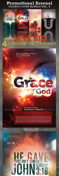 GospelConcertPosterDesign   Best Church Flyer Templates